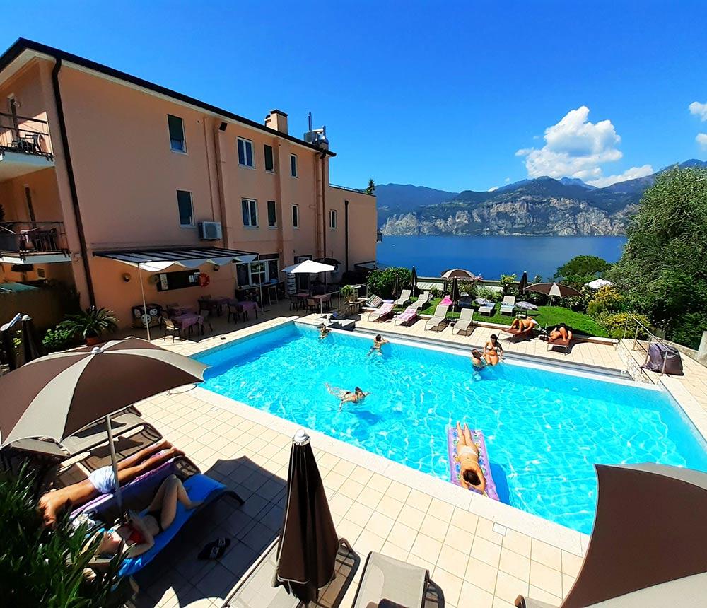 Hotel Antonella Malcesine - Home - Slider - 01