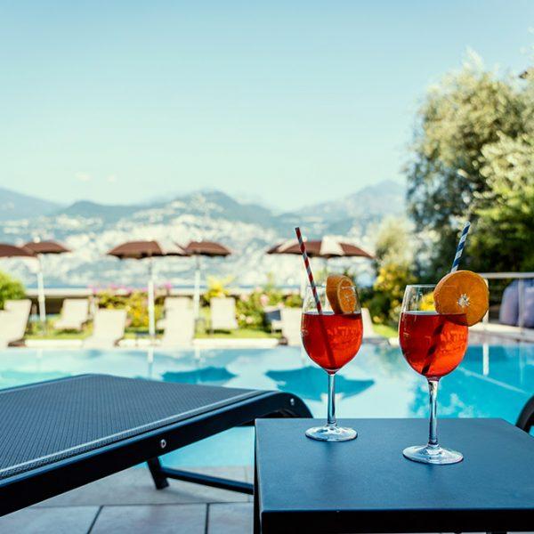 Hotel Antonella Malcesine - Hotel - Gallery - aperitivo