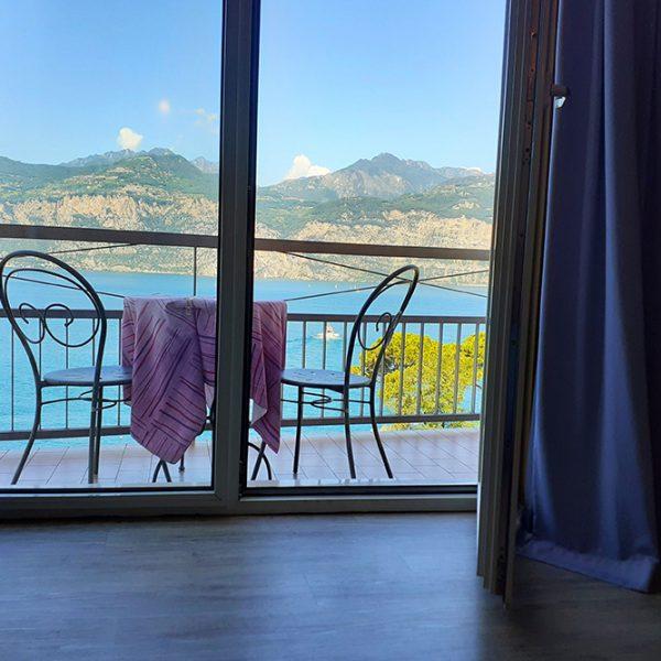 Hotel Antonella Malcesine - Hotel - Gallery - camera - balcone