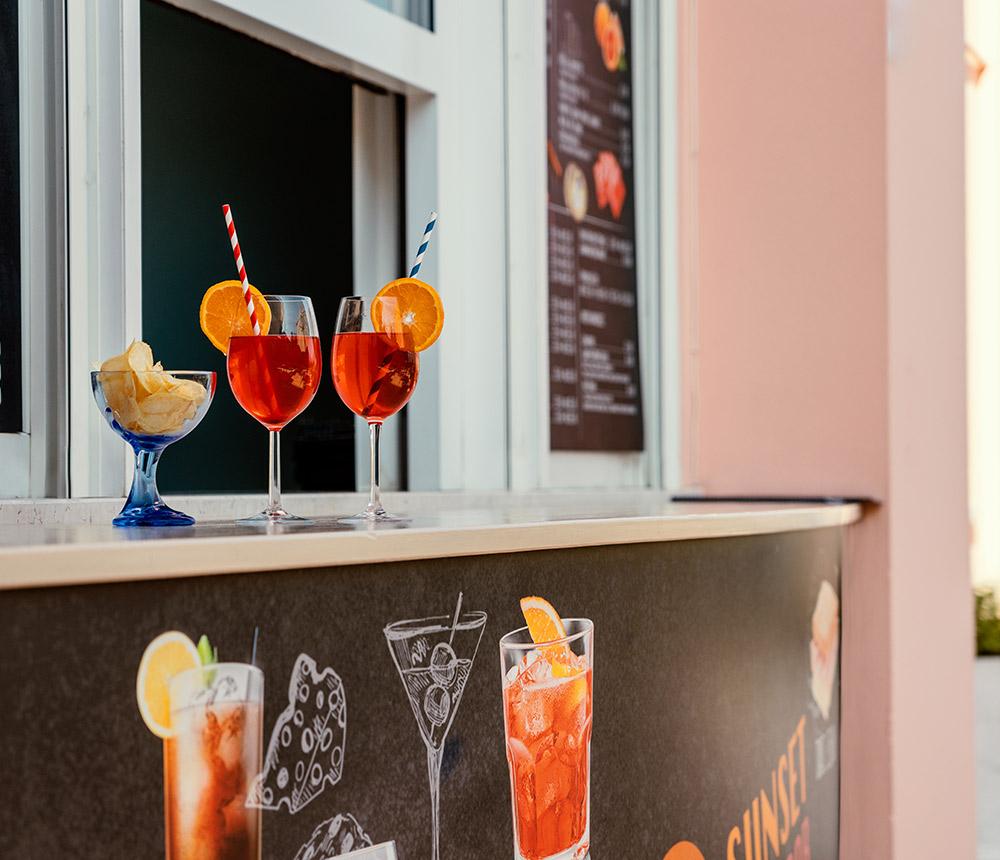 Hotel Antonella Malcesine - Hotel - Slider - aperitivo