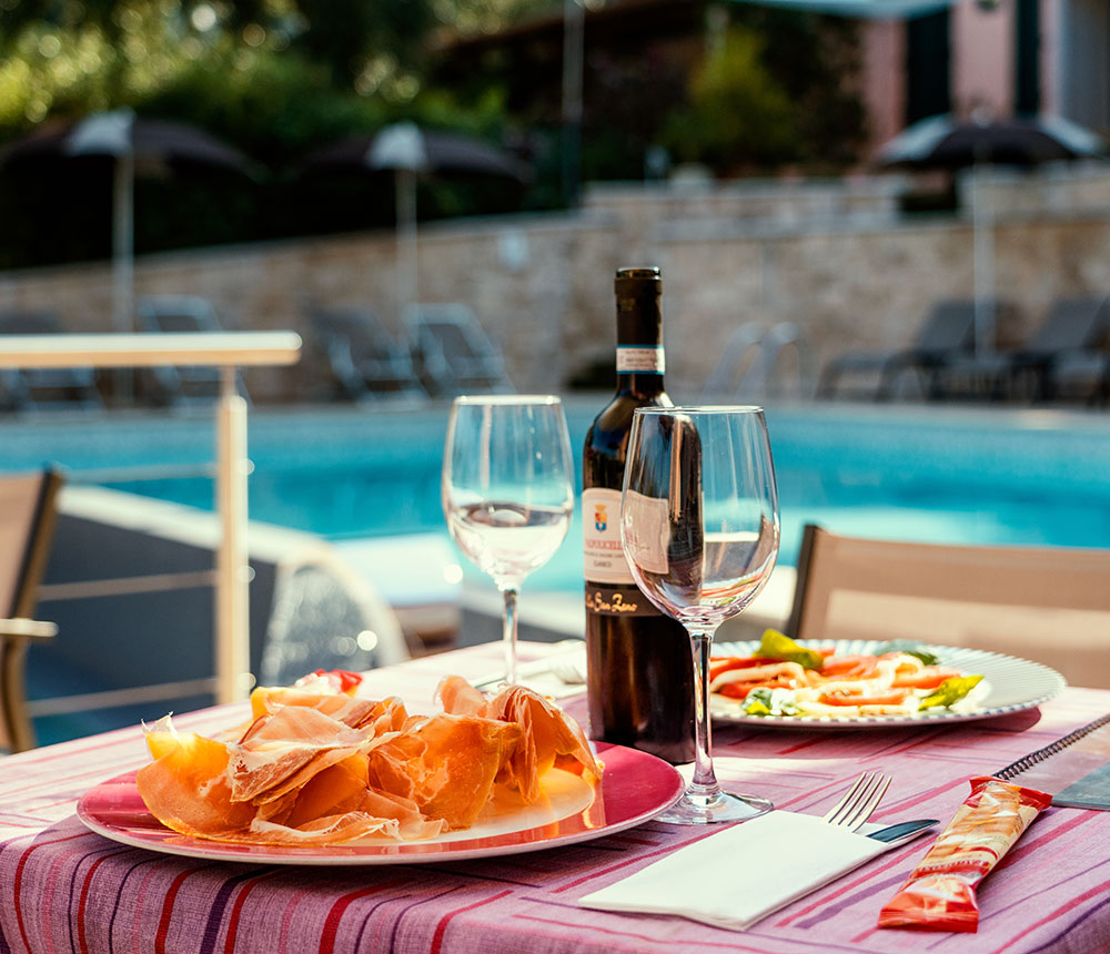 Hotel Antonella Malcesine - Hotel - Slider - cena