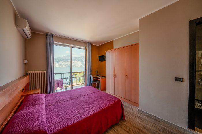 Hotel Antonella Malcesine - Camere - vista - lago - interno