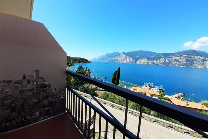 Hotel Antonella Malcesine - Camere - vista - lago - balcone