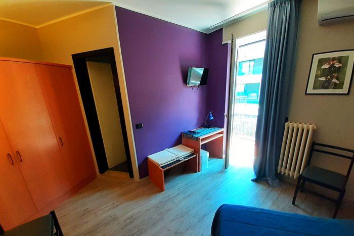 Hotel Antonella Malcesine - Camere - vista - monte - camera